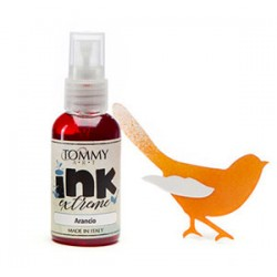 Ink Extreme - Tommy Art - Arancio