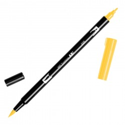 Pennarello Tombow Dual Brush - Light Orange