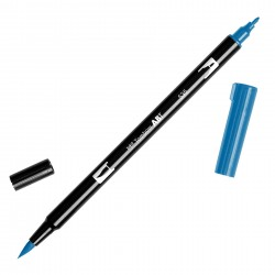 Pennarello Tombow Dual Brush - Cobalt Blue