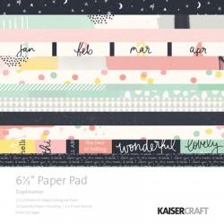 KaiserCraft 6x6 Paper Pad - Daydreamer