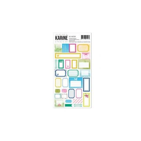 Stickers- Les Ateliers de Karine