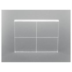 Base trasparente 10x15x1,5 cm - To-Do