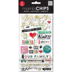 Me&My Big Ideas - Mambi  Chips - Happy Family