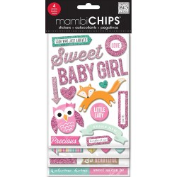 Me&My Big Ideas - Mambi  Chips - Sweet Baby Girl