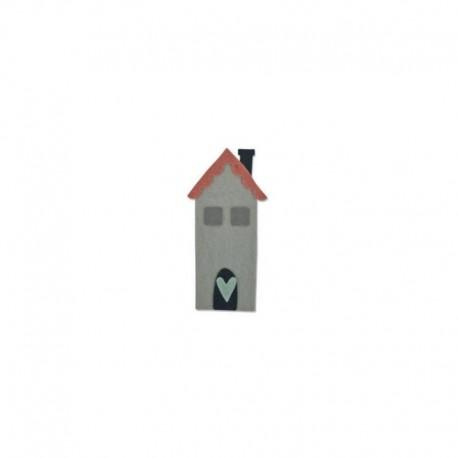 Fustella Sizzix Bigz - Casa di città