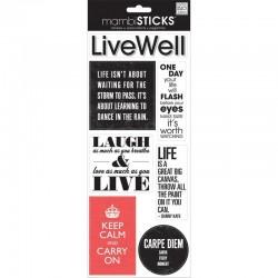 Me&My Big Ideas - Mambi Sticks - Live Well