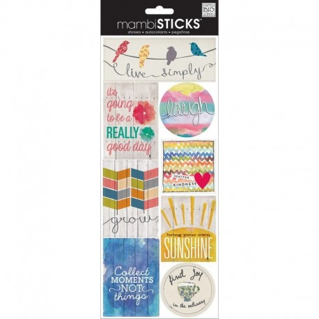 Me&My Big Ideas - Mambi Sticks - Live Simply