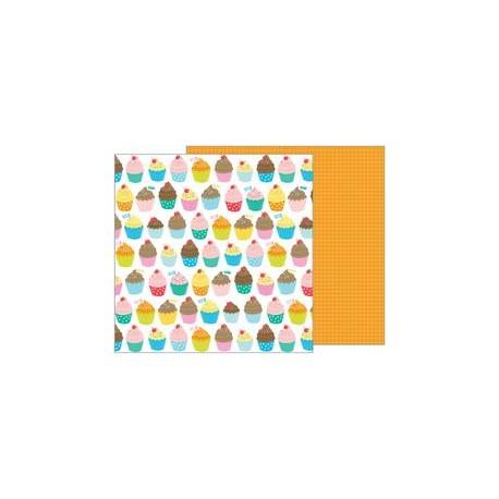 Carta Pebbles - Happy Hooray - Eat Cake