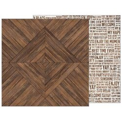 American Crafts - Jen Hadfield Patio Party -  Panels