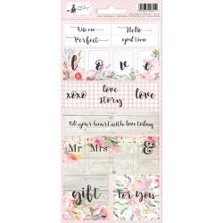 PIATEK13 - Love in Bloom - Stickers 02