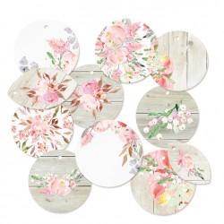 PIATEK13 - Love in Bloom - Tags 01