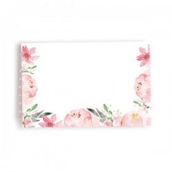 PIATEK13 - Love in Bloom - Set of place cards