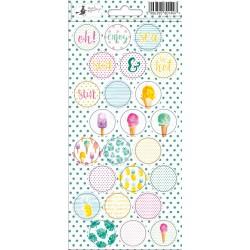 PIATEK13 - Summertime - Stickers 03