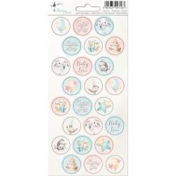 PIATEK13 - Cute & Co. - Stickers 03