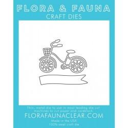 Fustella Flora & Fauna Craft Dies - Mini Bike