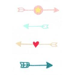 Fustella Impronte D'Autore - Arrows