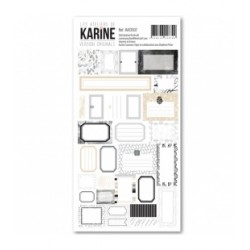 Stickers- Les Ateliers de Karine - Version Originale