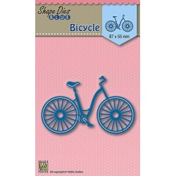 "Fustella Nellie Snellen - ""bicycle"""