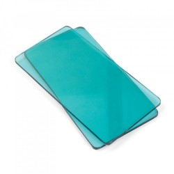 Sizzix Sidekick  Cutting Pads, coppia (Aqua)