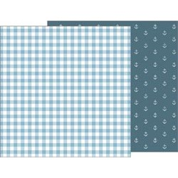 Carta Pebbles - Night Night - Blue Blankie