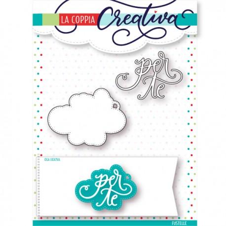 Fustella La Coppia Creativa - Arcobaleno