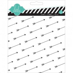 Timbri Clear Heidi Swapp - Background Stamp - Arrows
