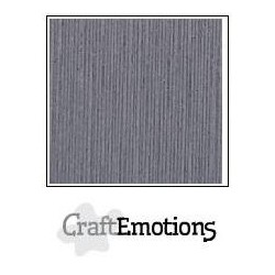 Cartoncino CraftEmotions - Granite Gray