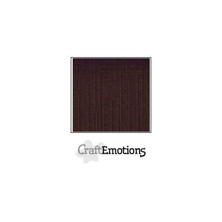 Cartoncino CraftEmotions - Chocolate
