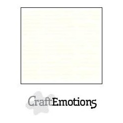 Cartoncino CraftEmotions - White