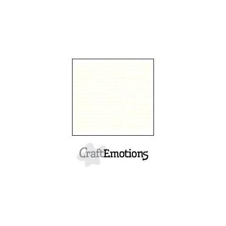 Cartoncino CraftEmotions - White