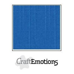 Cartoncino CraftEmotions - Sh Signal Blue