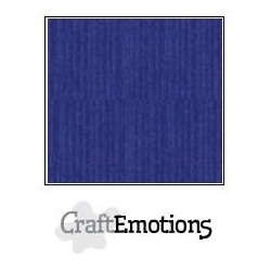 Cartoncino CraftEmotions - Sh Sapphire Blue