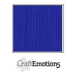 Cartoncino CraftEmotions - Cobalt Blue