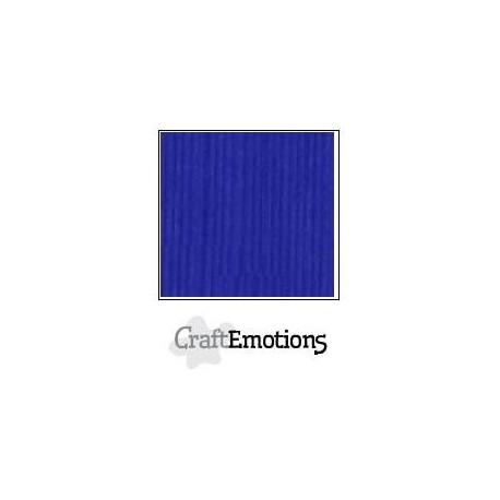 Cartoncino CraftEmotions - Sh Cobalt Blue