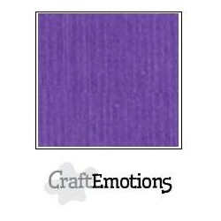 Cartoncino CraftEmotions - Purple Violet