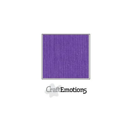 Cartoncino CraftEmotions - Sh Purple Violet