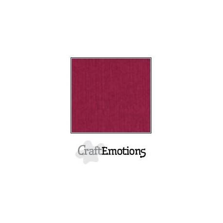 Cartoncino CraftEmotions - Bordeaux