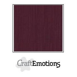 Cartoncino CraftEmotions - Burgundy