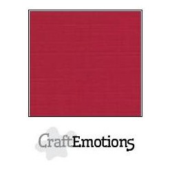 Cartoncino CraftEmotions - Christmas Red