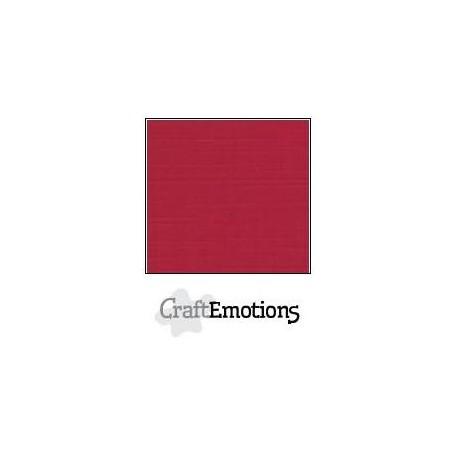 Cartoncino CraftEmotions - Christmas Red