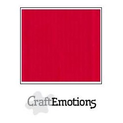 Cartoncino CraftEmotions - Scarlet