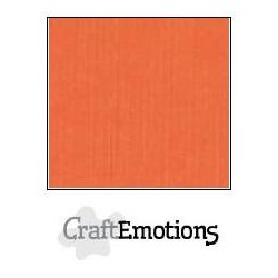 Cartoncino CraftEmotions - Orange