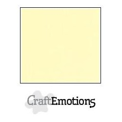 Cartoncino CraftEmotions - Yellow