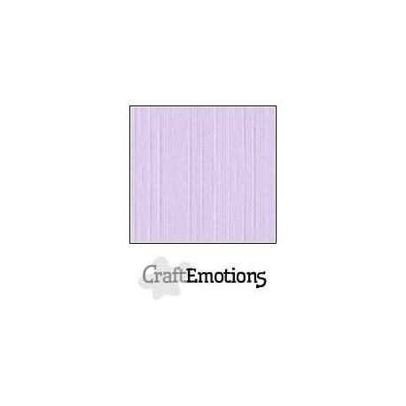 Cartoncino CraftEmotions - Lavender Pastel