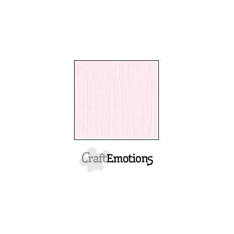 Cartoncino CraftEmotions - Baby Pink
