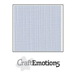 CraftEmotions - Cartoncino 30x30 - Classic White