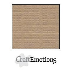 Cartoncino CraftEmotions - Khaki