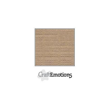 Cartoncino CraftEmotions - Khaki