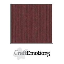 Cartoncino CraftEmotions - Mahogany Brown