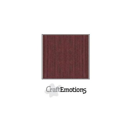 Cartoncino CraftEmotions - Mahogany Brown